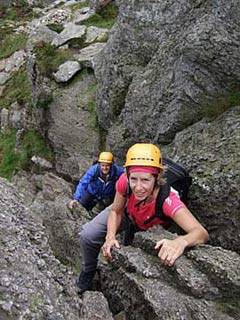 Crib Goch Is One Of The Best Scrambles In Britain But Can Become A Little Too Popular As Result North Ridge Routes Allow An Alternative Approach To